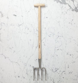 Sneeboer Hand Forged Dutch Children's Gardening Fork