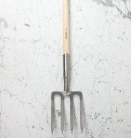 Sneeboer Hand Forged 4 Tine Digging Fork