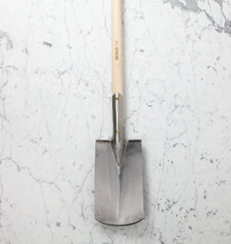 Sneeboer Hand Forged Spade with Steps - 40""