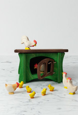 Ostheimer Toys Hillside Rabbit or Goose Hutch