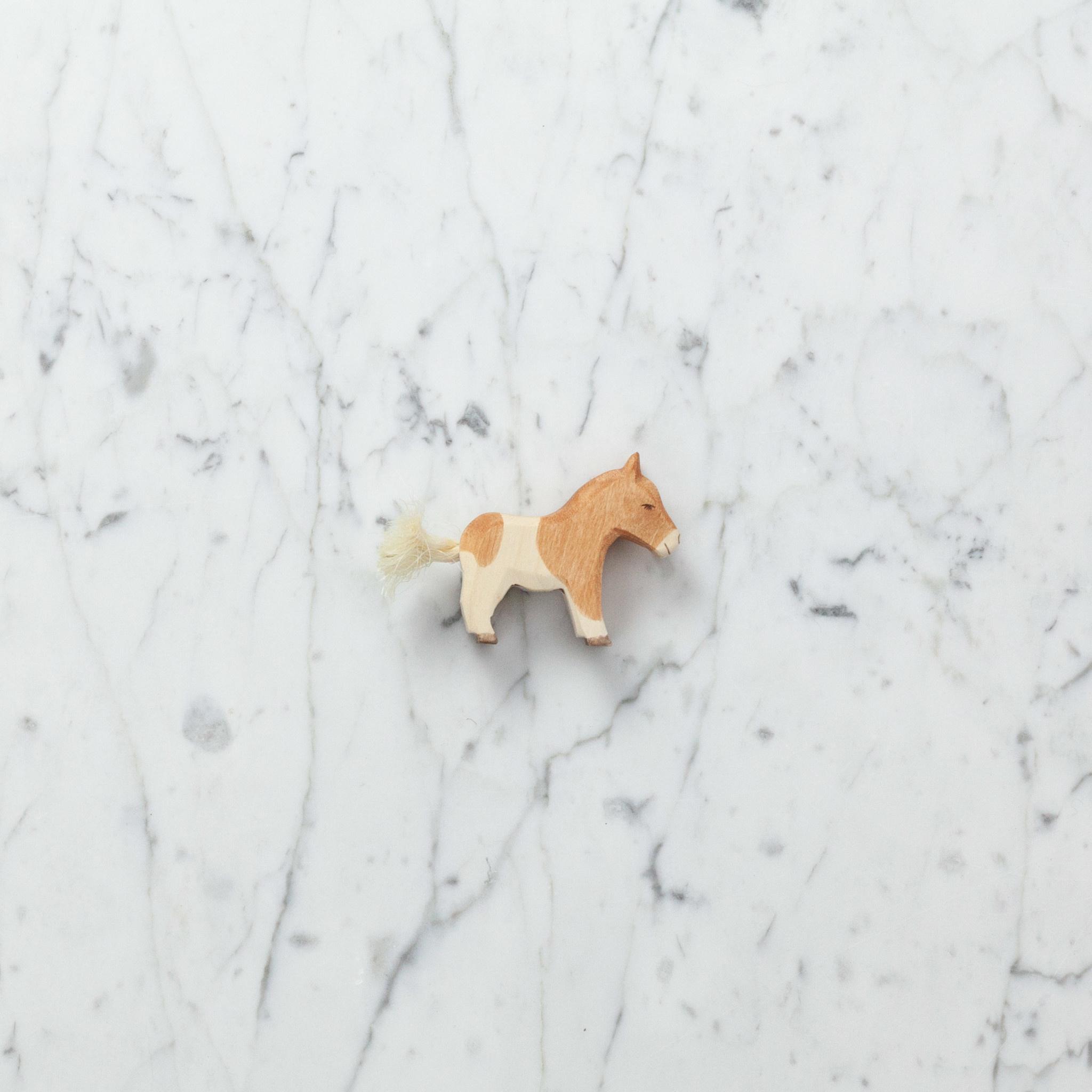Ostheimer Toys Shetland Pony - Cream Chestnut