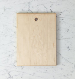 "Mara Metz Mara Metz Wood Cutting Board - Medium - 12"" x 8"""
