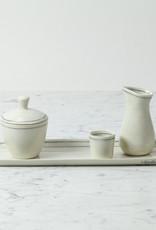 "Nicole Aquillano Nicole Aquillano Porcelain Simple Line Tiny Cup - 2"""