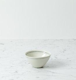 "Nicole Aquillano Nicole Aquillano Porcelain Simple Line Nesting Bowl - Small - 4.5"""