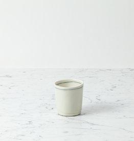 "Nicole Aquillano Nicole Aquillano Porcelain Simple Line Whiskey Cup - 3"""