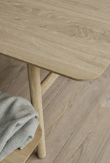 Skagerak Hven Small Dining Table - Oak - Natural Oil Treatment