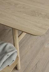 Skagerak Hven Long Dining Table - Oak - Natural Oil Treatment