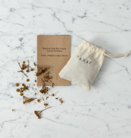 Northern Dyer Northern Dyer Natural Dye Kit - Tansy