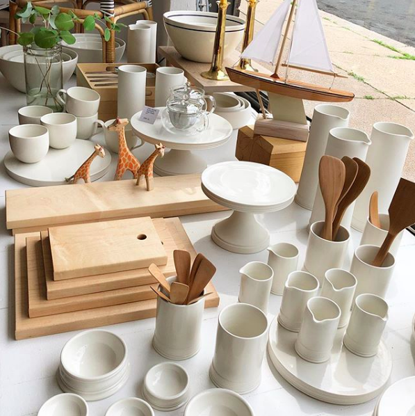Meet John Julian: Elegant + Workmanlike English Porcelain