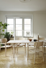 Skagerak Hven Small Dining Table - Untreated Oak