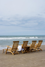 Skagerak Adjustable Steamer Deck Chair - Teak
