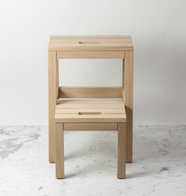Skagerak Danish Dania Two Step Sliding Stool - Oak