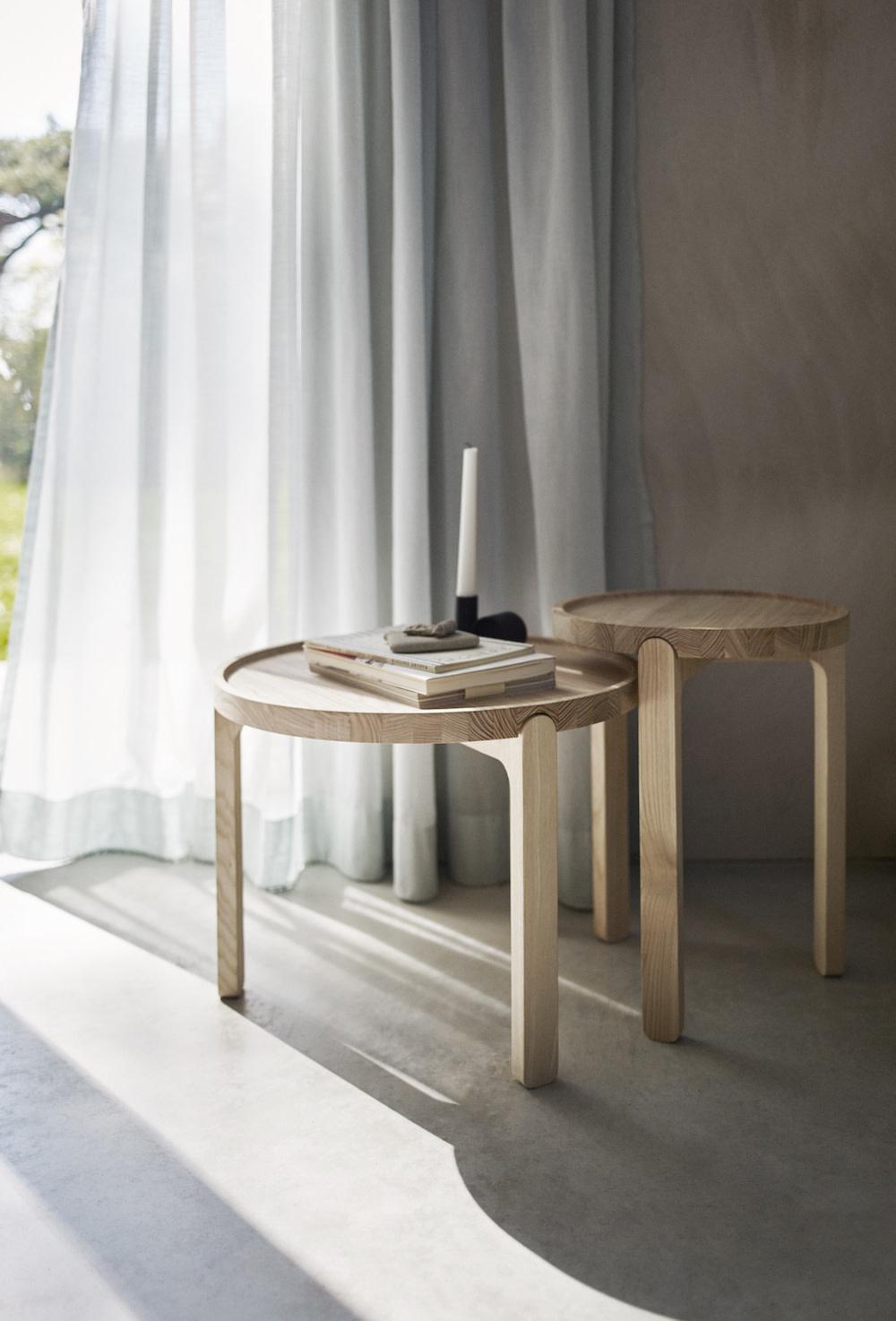 """Skagerak Danish Indskud Tray Table - Short - 14.5"""" x 19"""""""