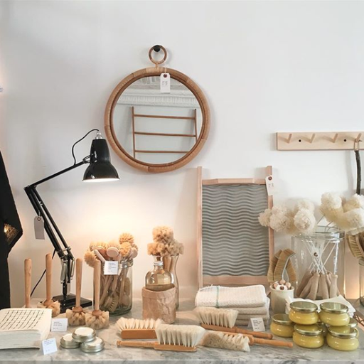 Sika-Design Ella Rattan Mirror - Small - 15 in