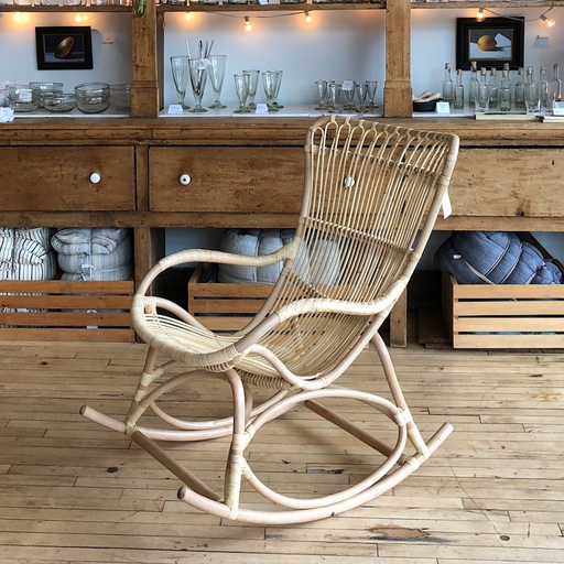 Sika-Design Monet Rattan Rocking Chair