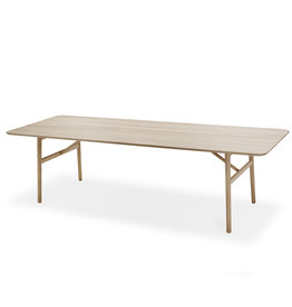 Skagerak Hven Long Dining Table - Oak - Natural Oil Treatment
