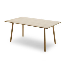 Skagerak Georg Dining Table - Untreated Oak