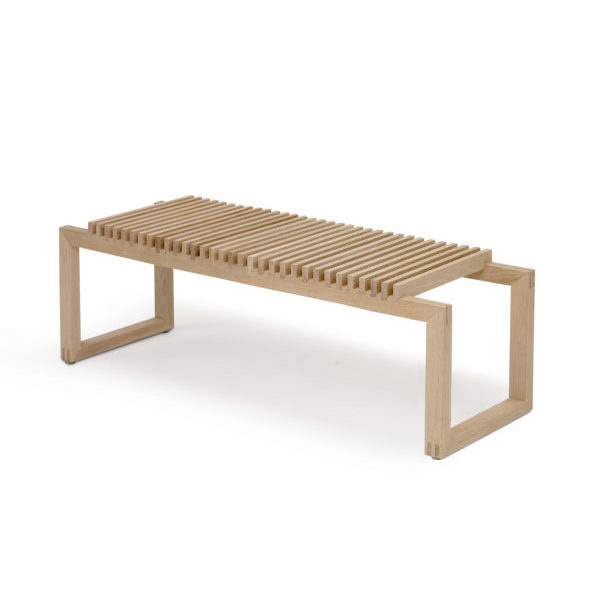 Skagerak Cutter Long Bench Seat - Oak