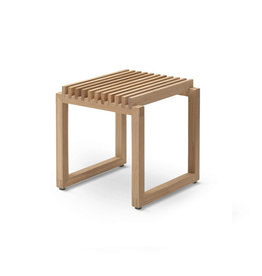 Skagerak Cutter Stool - Oak