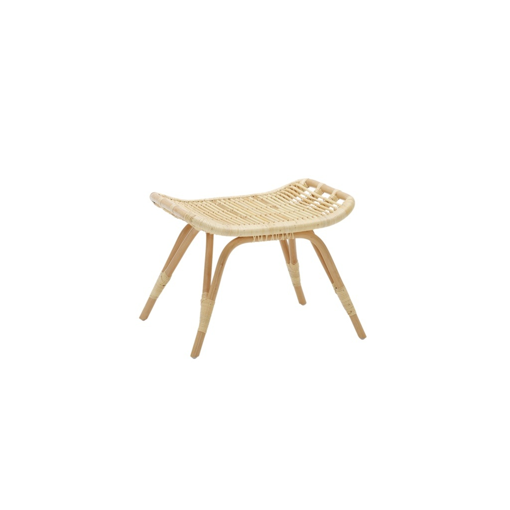 Sika-Design Monet Rattan Footstool - Natural