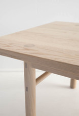 Sun at Six Yuba Coffee Table - Solid White Oak