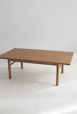 Sun at Six Yuba Coffee Table - Solid White Oak - Sienna