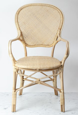 Sika-Design Rossini Rattan Bistro Chair - Natural