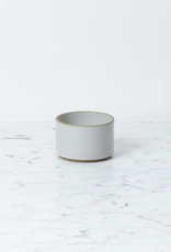 "PREORDER Hasami Porcelain Straight Bowl - Tiny - Gloss Grey - 3 1/4"" x 2"""
