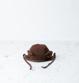 Briar Handmade Briar Handmade Bear Bonnet - 3 - 6 Month