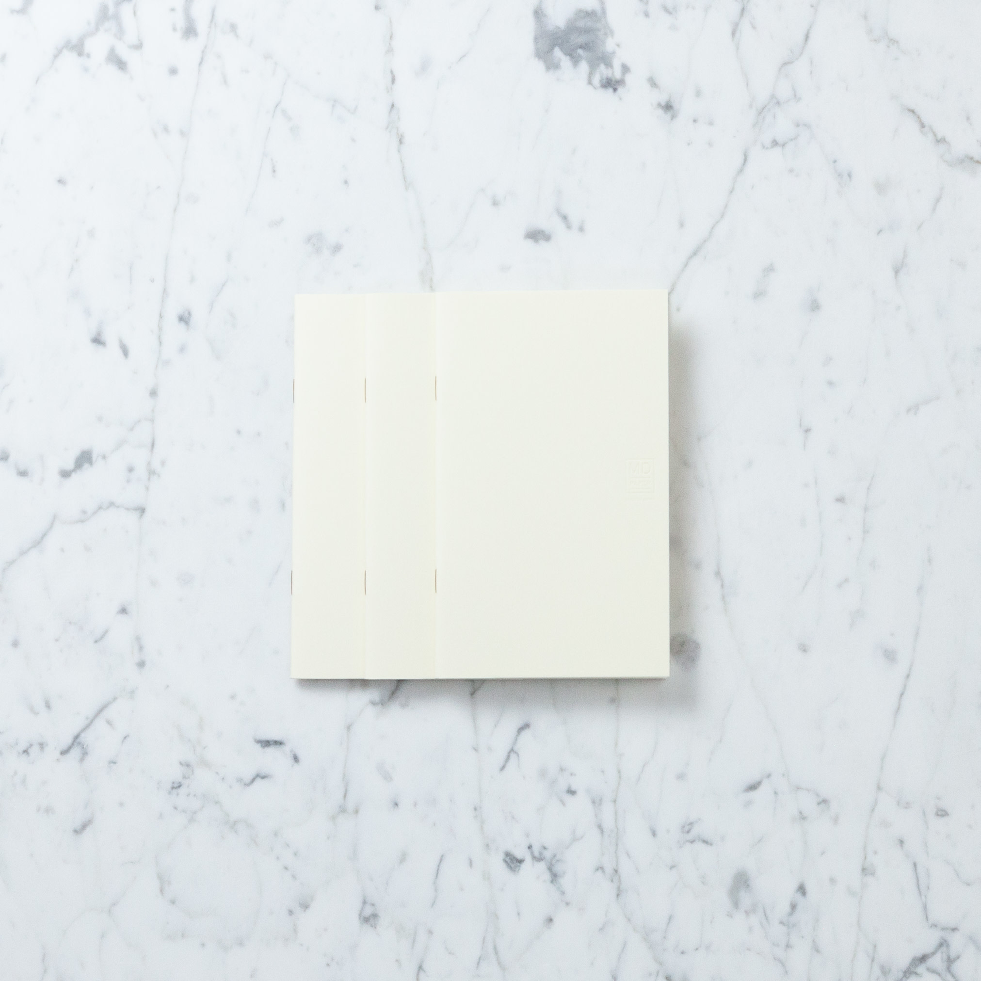 Midori Simple Notebook B6 - Grid - 3 Pack
