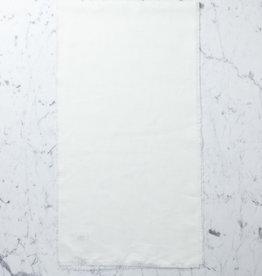 """Fernhill Linen Table Runner- Everyday Linen - Oyster White : Size 56"""" x 14"""""""