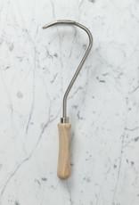 Sneeboer Hand Forged 5 Tine Deep Garden Hand Rake