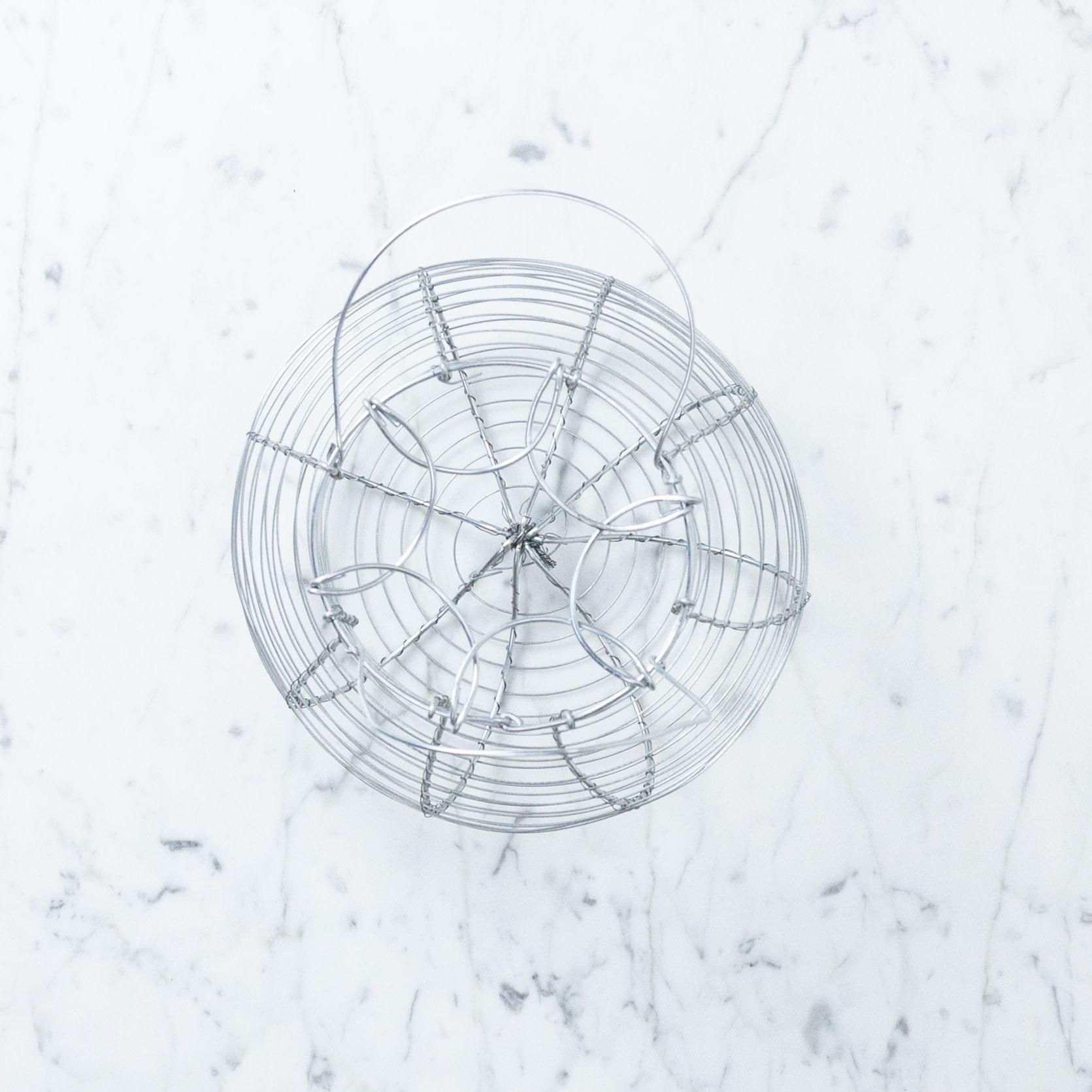 Plump Wire Basket