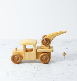Swedish Wooden Adjustable Breakdown Crane Truck