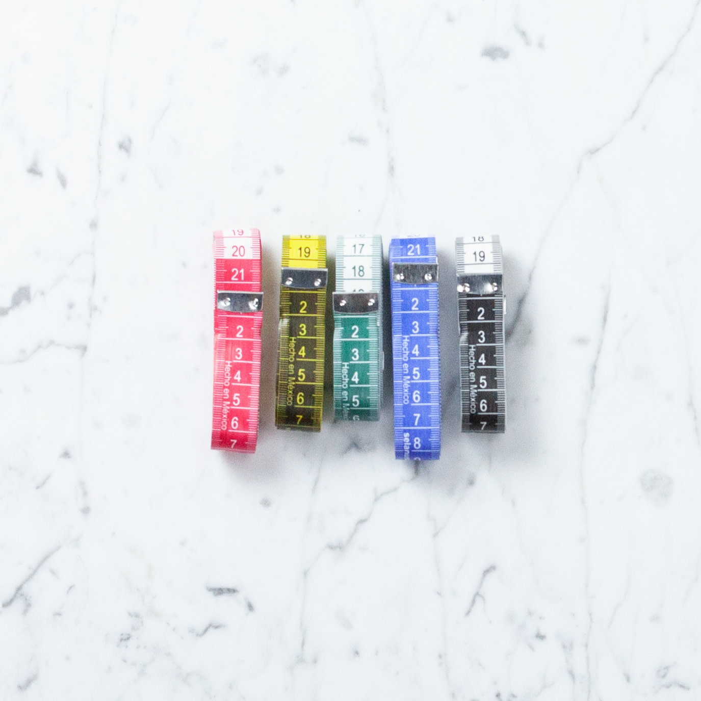 Measuring Tape - Assorted Colors