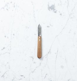 """German Beechwood Potato Peeler - 6.25"""""""
