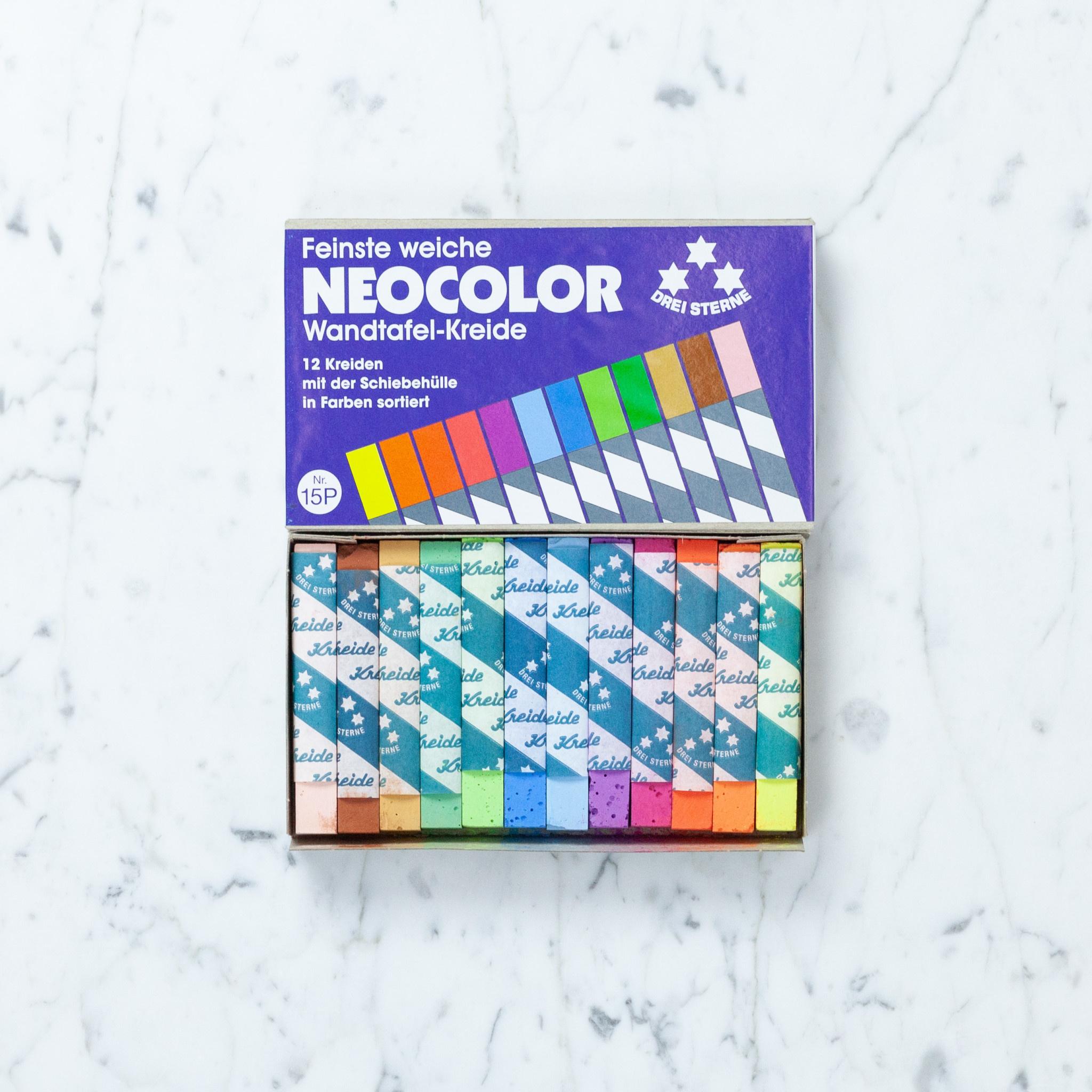 Neocolor Chalk - Set of 12
