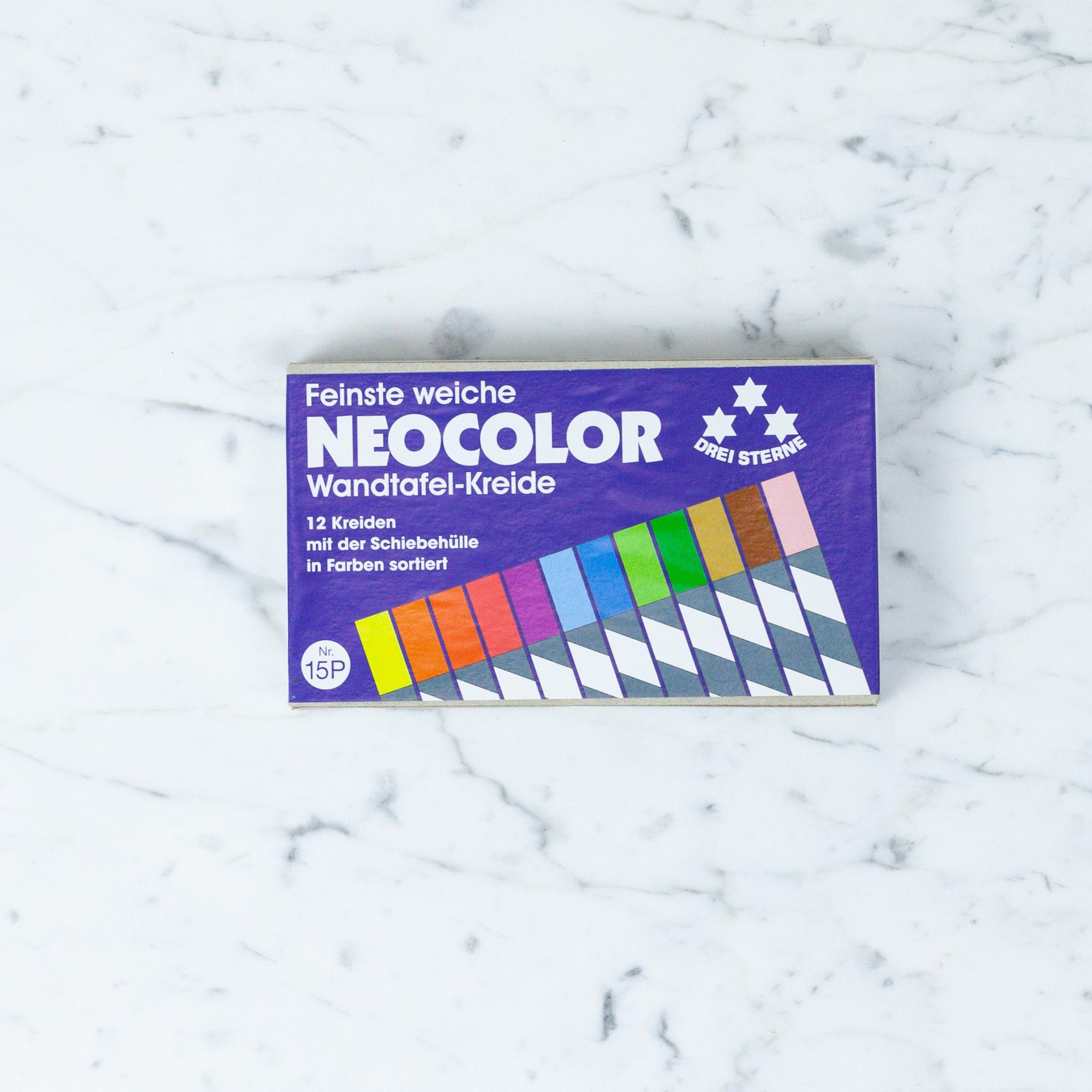 Neocolor Chalk - Set of 15