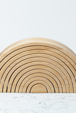 """Grimm's Toys Natural Tunnel - Extra Large - 12 pieces - 14"""""""