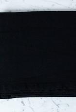 Jungmaven Jungmaven Hemp Canvas Throw - Black
