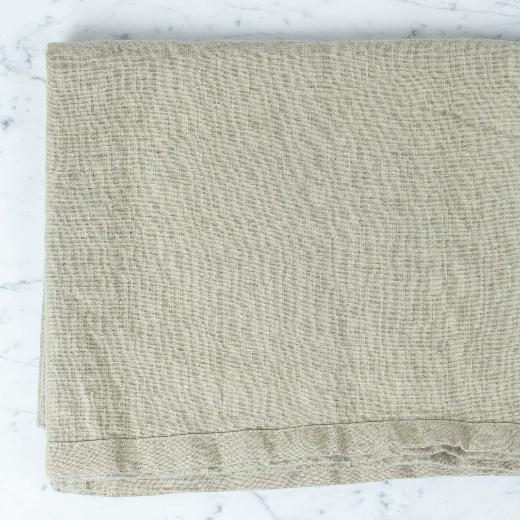 Jungmaven Hemp Canvas Throw - Natural
