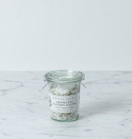 Bella Cucina Wild Oregano + Sage Savory Salt in WECK Jar - 2.6oz