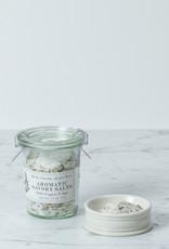 Bella Cucina Wild Oregano + Sage Savory Salt in WECK Jar - 2.6oz