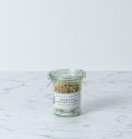 Bella Cucina Calendula + Chive Savory Salt in WECK Jar - 2.6oz