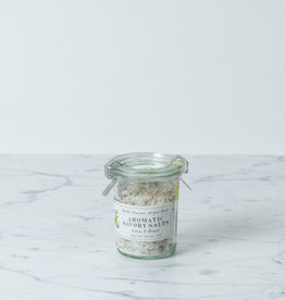 Bella Cucina Citrus + Fennel Savory Salt in WECK Jar- 2.6oz