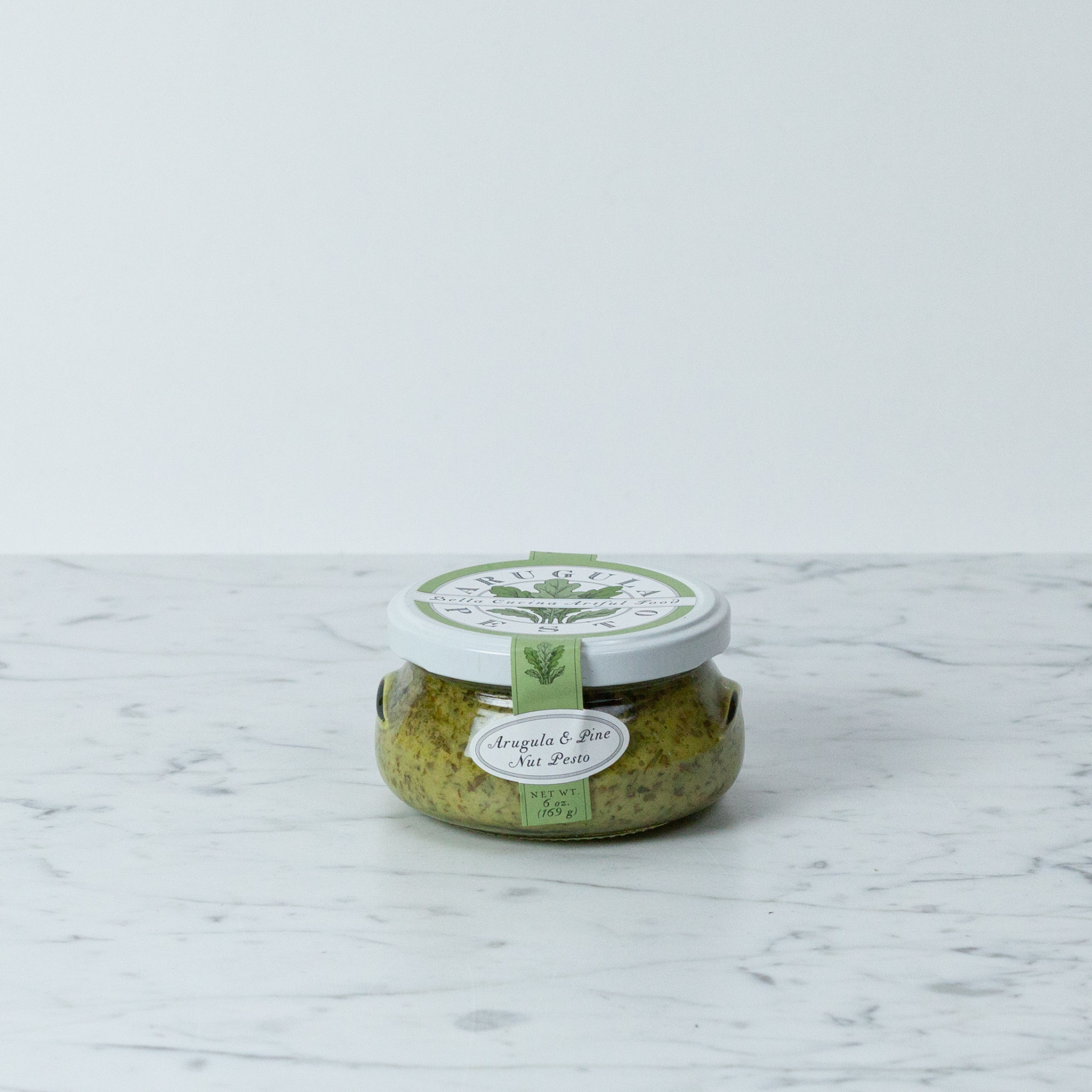 Bella Cucina Arugula + Pine Nut Pesto - 6oz