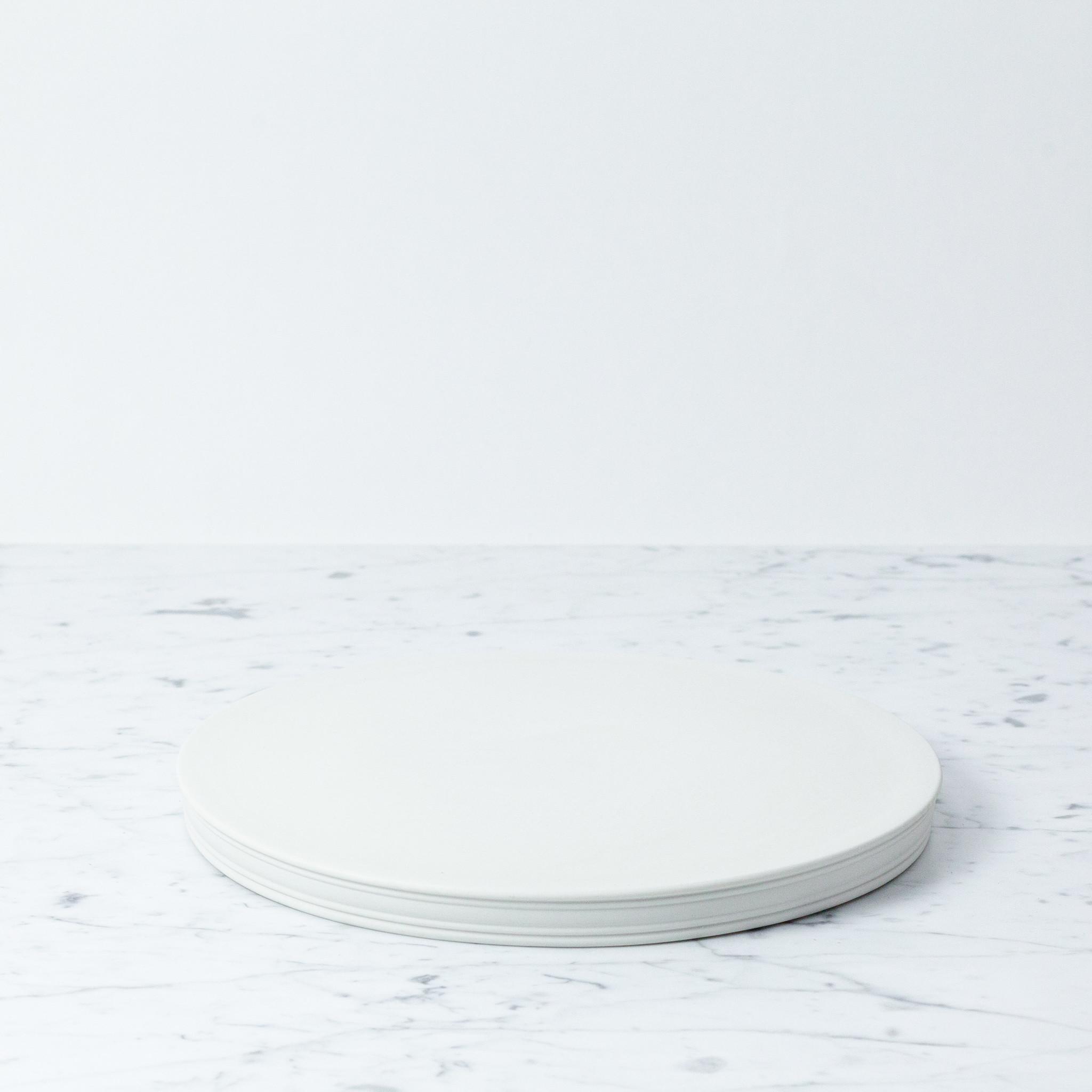 "John Julian John Julian Classical Porcelain Food Platform - 11"""