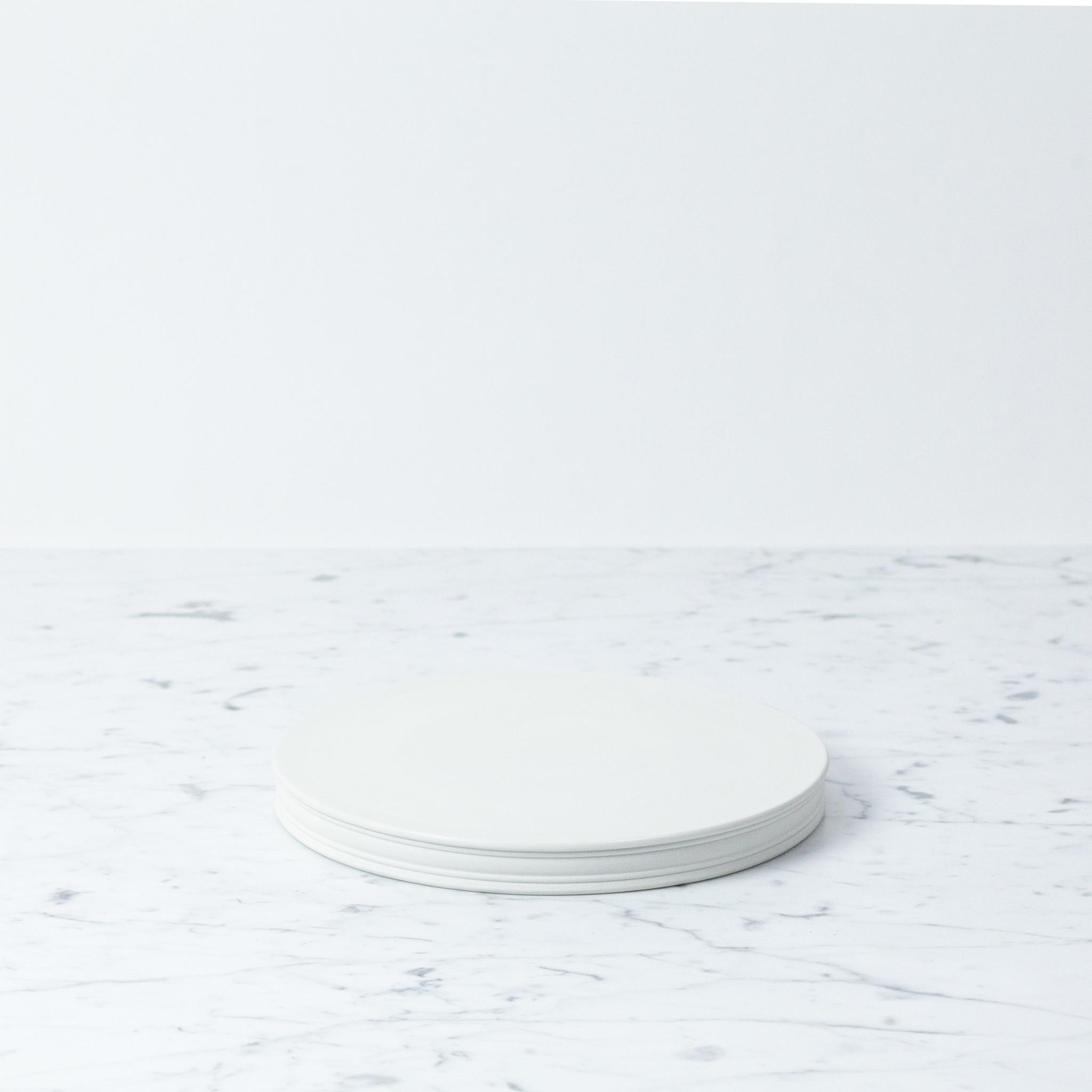 "John Julian John Julian Classical Porcelain Food Platform - 8"""