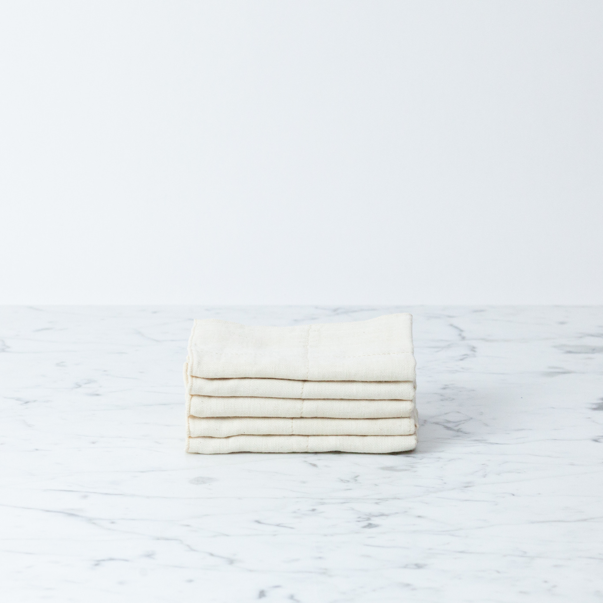 Mini Towel - Ivory