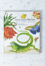 Maria Sibylla Merian: Artist, Scientist, Adventurer by Sarah B. Pomeroy and Jeyaraney Kathirithamby